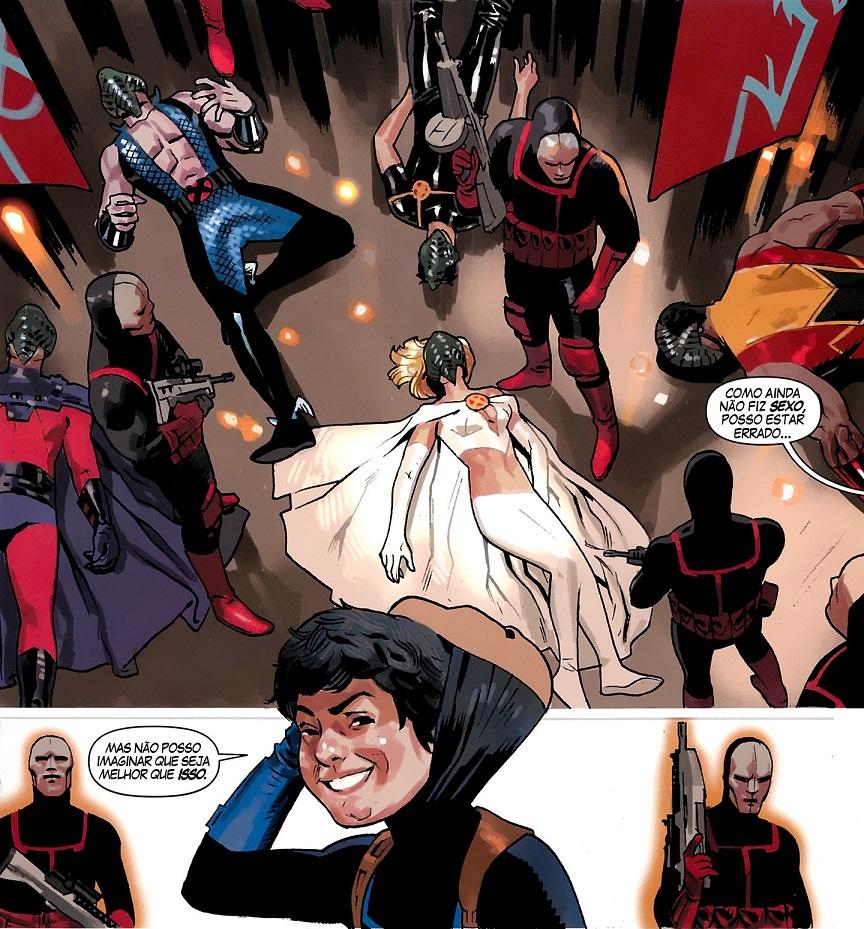 X-Men - O Cisma Mutante 5