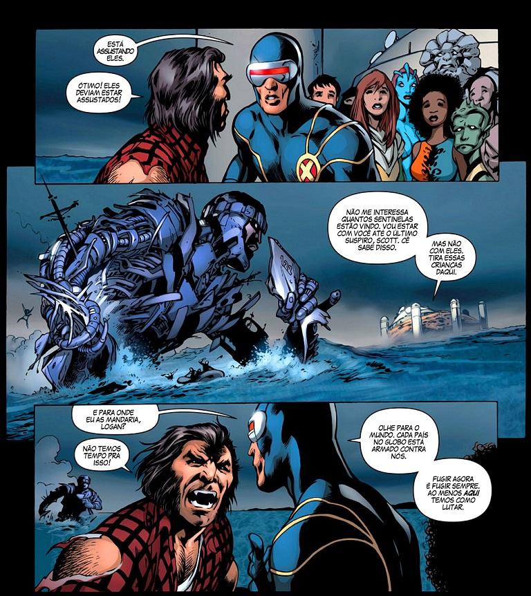 X-Men - O Cisma Mutante 6