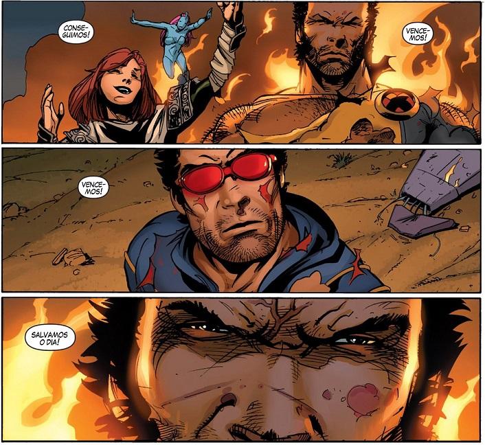 X-Men - O Cisma Mutante 7