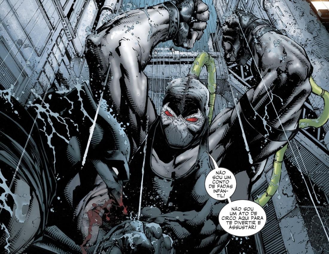 Batman Rebirth - Eu Sou Bane 3