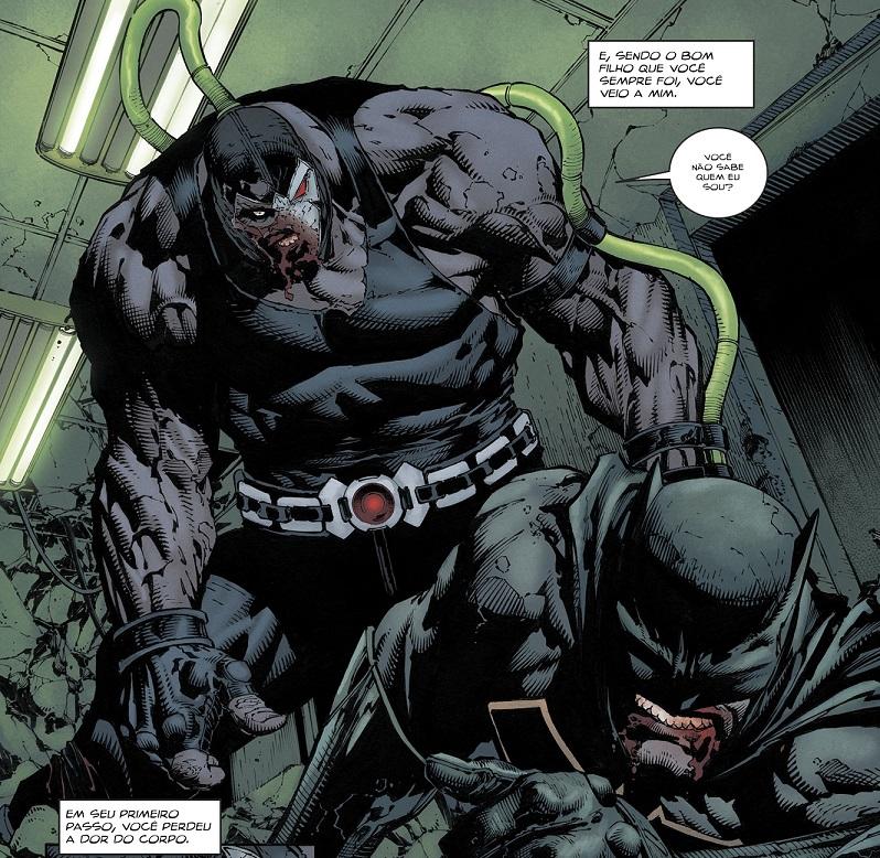 Batman Rebirth - Eu Sou Bane 4