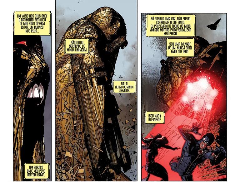 Fabulosos X-Men - Tudo É Sinistro e Tabula Rasa 4