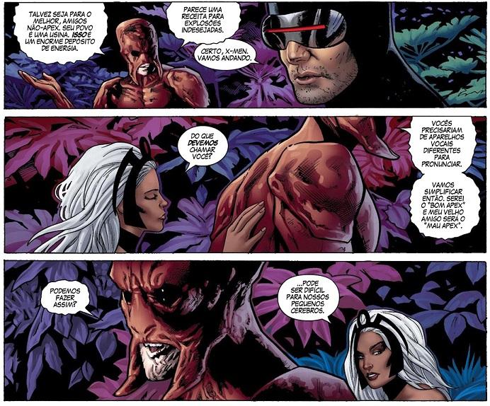 Fabulosos X-Men - Tudo É Sinistro e Tabula Rasa 6