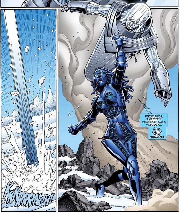 Fabulosos X-Men - Tudo É Sinistro e Tabula Rasa 8