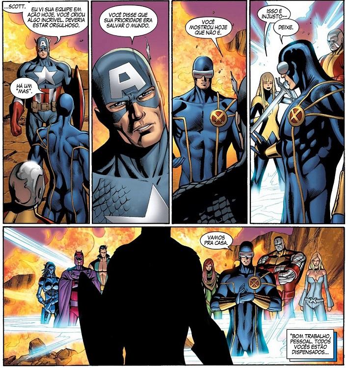 Fabulosos X-Men - Tudo É Sinistro e Tabula Rasa 9
