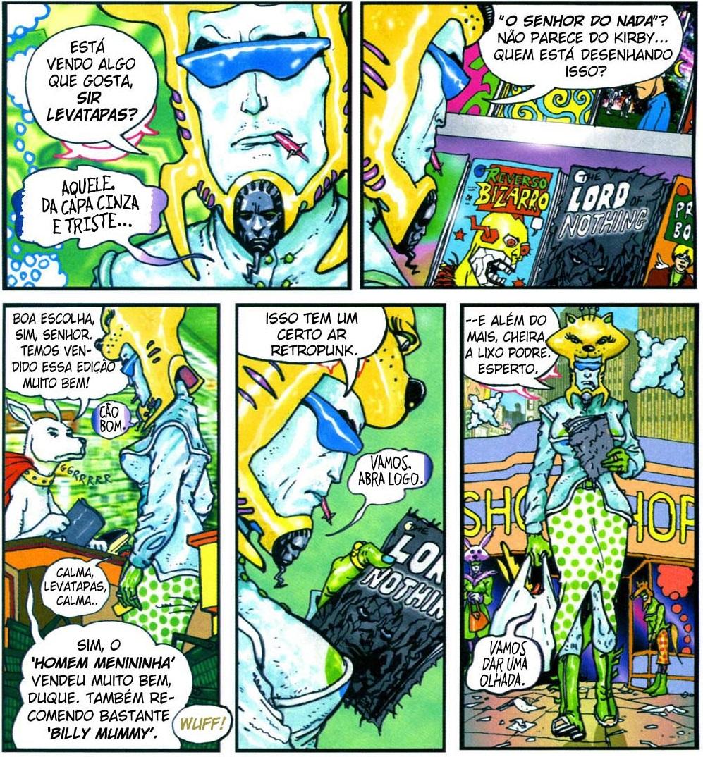 Solo 12 - A DC Por Brendan McCarthy 2