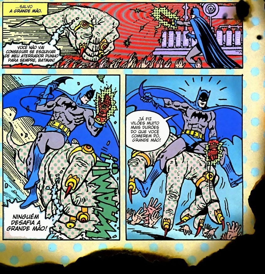 Solo 12 - A DC Por Brendan McCarthy 4