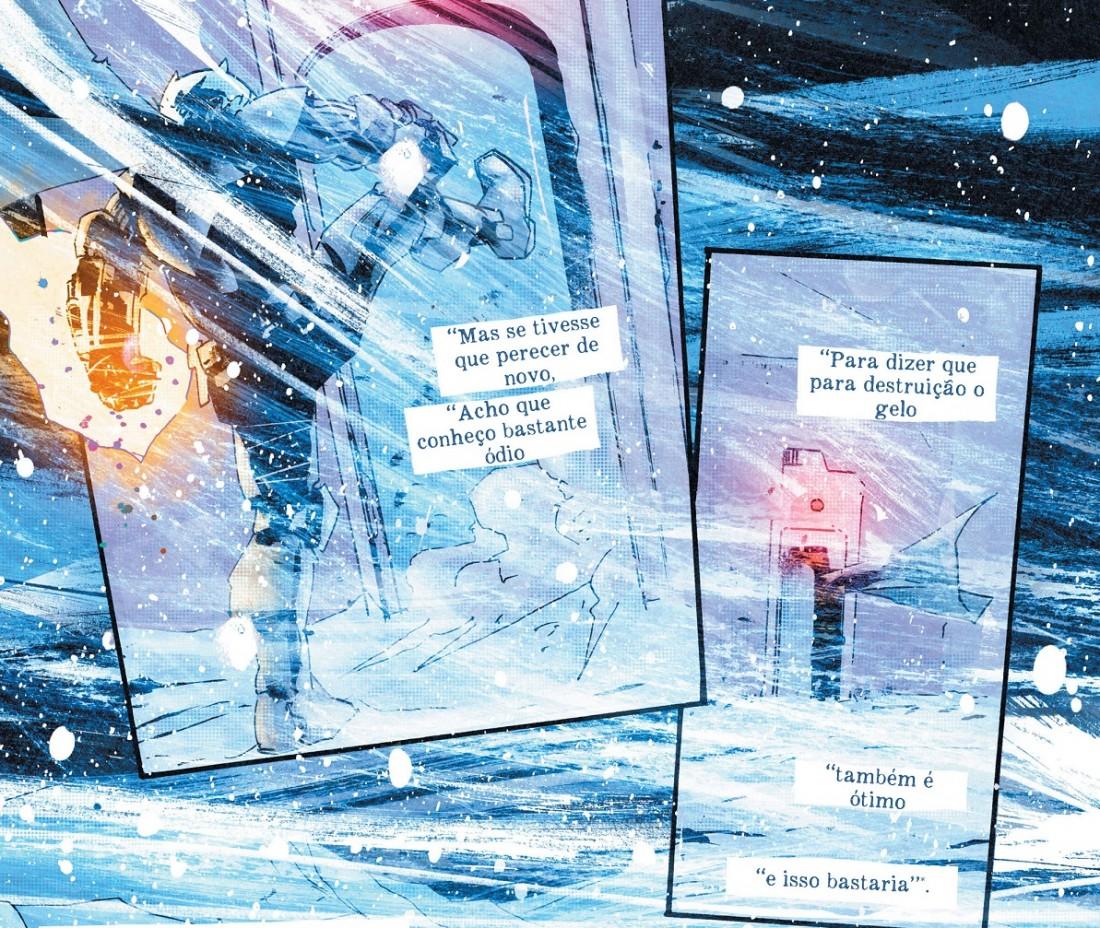 Grandes Astros - Batman Rebirth Nos Confins da Terra 1
