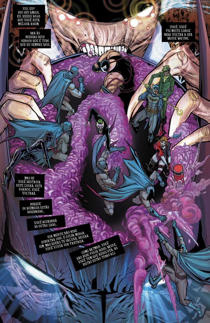 Grandes Astros - Batman Rebirth Nos Confins da Terra 4