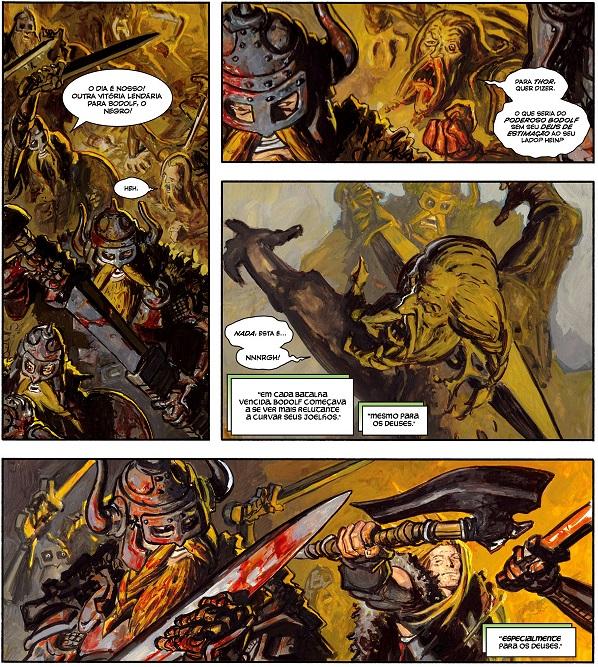 Poderosa Thor - Senhores de Midgard 2