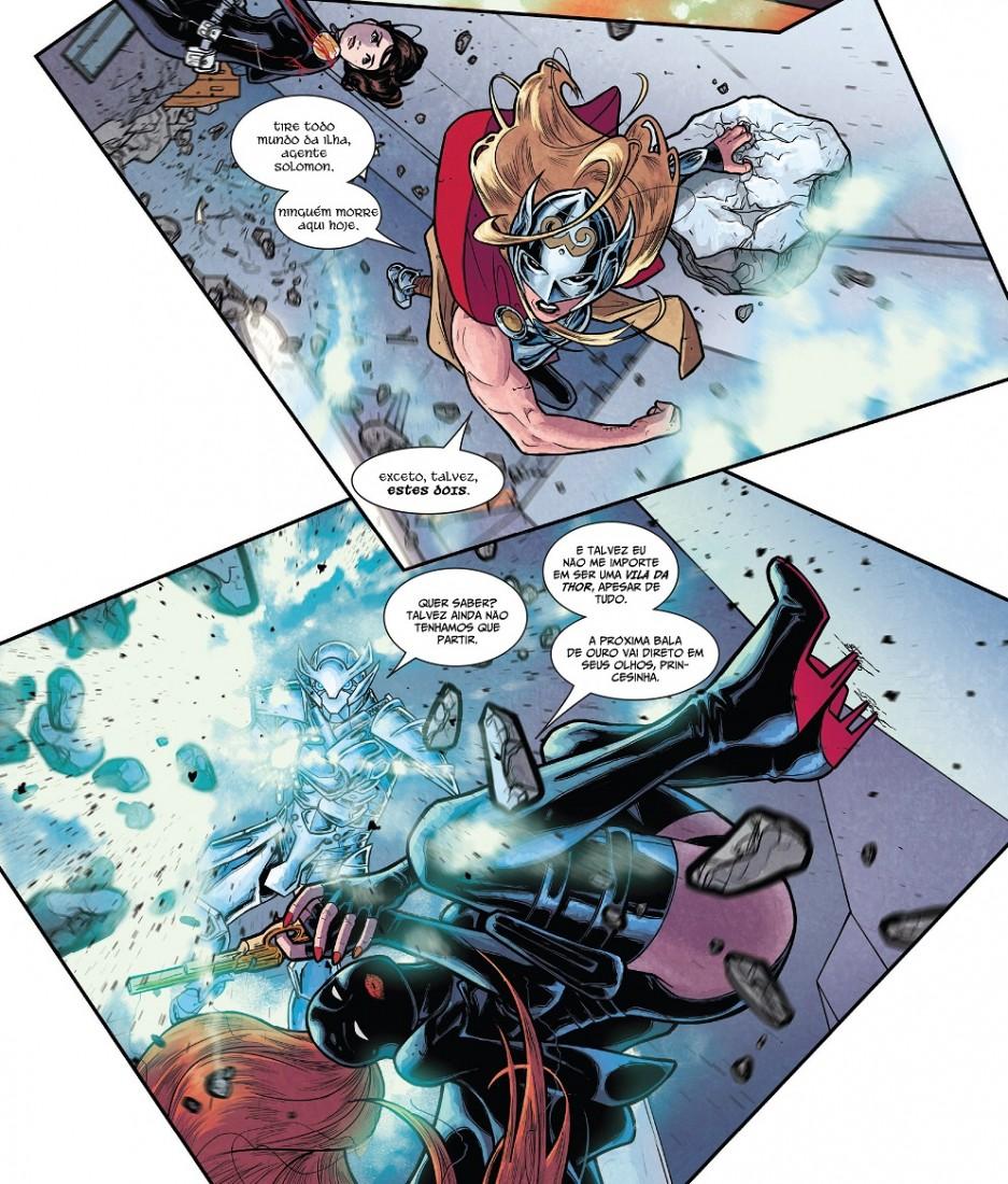 Poderosa Thor - Senhores de Midgard 4
