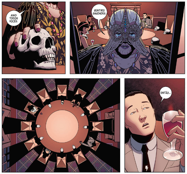 The Wicked + The Divine Vol. 1 - A Lei de Fausto 1