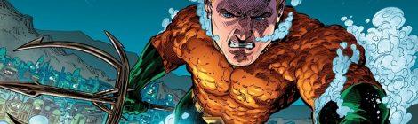 [Especial] Aquaman Rebirth: O Dilúvio!