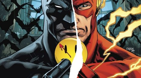 [Especial] Batman/ Flash Rebirth: O Button!