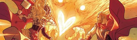 [Especial] A Poderosa Thor: A Guerra Asgard/ Shi'ar!