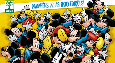 [Especial] Mickey #900: A Art Nublou e A Arca da Arte!