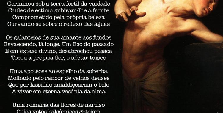 [Poema] A Flor de Narciso - Janela de Poesia!