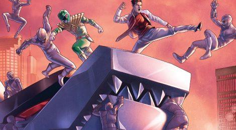 [Especial] Mighty Morphin Power Rangers Vol. 2: O Zord Dragão Negro!
