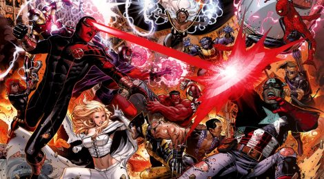 [Especial] Vingadores Vs X-Men: A Saga Principal!