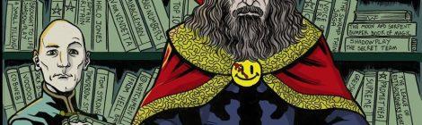 [Especial] Alan Moore: O Mago Supremo!