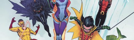 [Especial] Jovens Titãs Rebirth: A Ascensão de Aqualad!