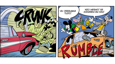 [Especial] Mickey: Mickey X - Terror na Estrada!