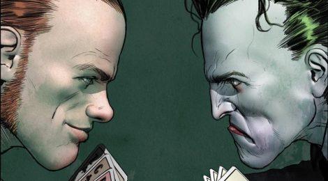 [Especial] Batman Rebirth: A Guerra de Piadas e Charadas!