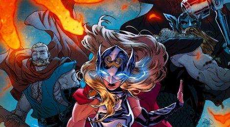 [Especial] A Poderosa Thor: A Guerra dos Thors!