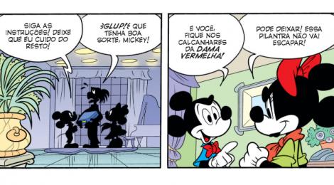 [Especial] Minnie: O Navio Misterioso!