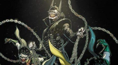 [Especial] Batman - Dark Nights: O Batman Que Ri!