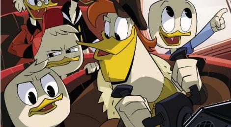 [Especial] DuckTales, Os Caçadores de Aventuras: Voos do Capitão Bóing e Outras Histórias!