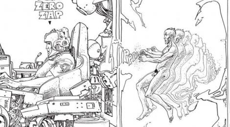 [Especial] Coleção Moebius Vol. 2: Absoluten Calfeutrail & Outras Histórias!