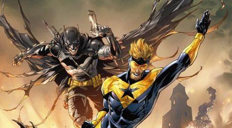 [Especial] Batman: O Presente do Gladiador Dourado!