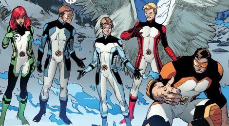 [Especial] Novíssimos X-Men: Novos Rumos!