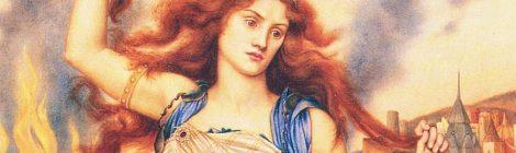 [Os Imaginários] O Mito de Cassandra e a Tendência de Silenciar as Mulheres!