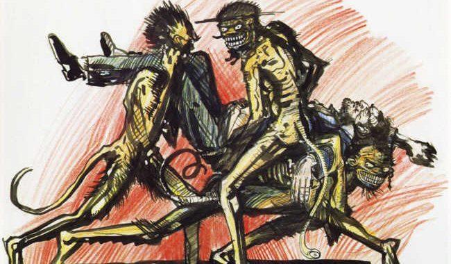 [Os Imaginários] O Prazer e o Sofrimento na Arte de Clive Barker!